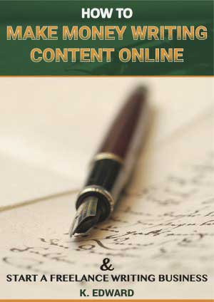 How to Make Money Writing Content Online