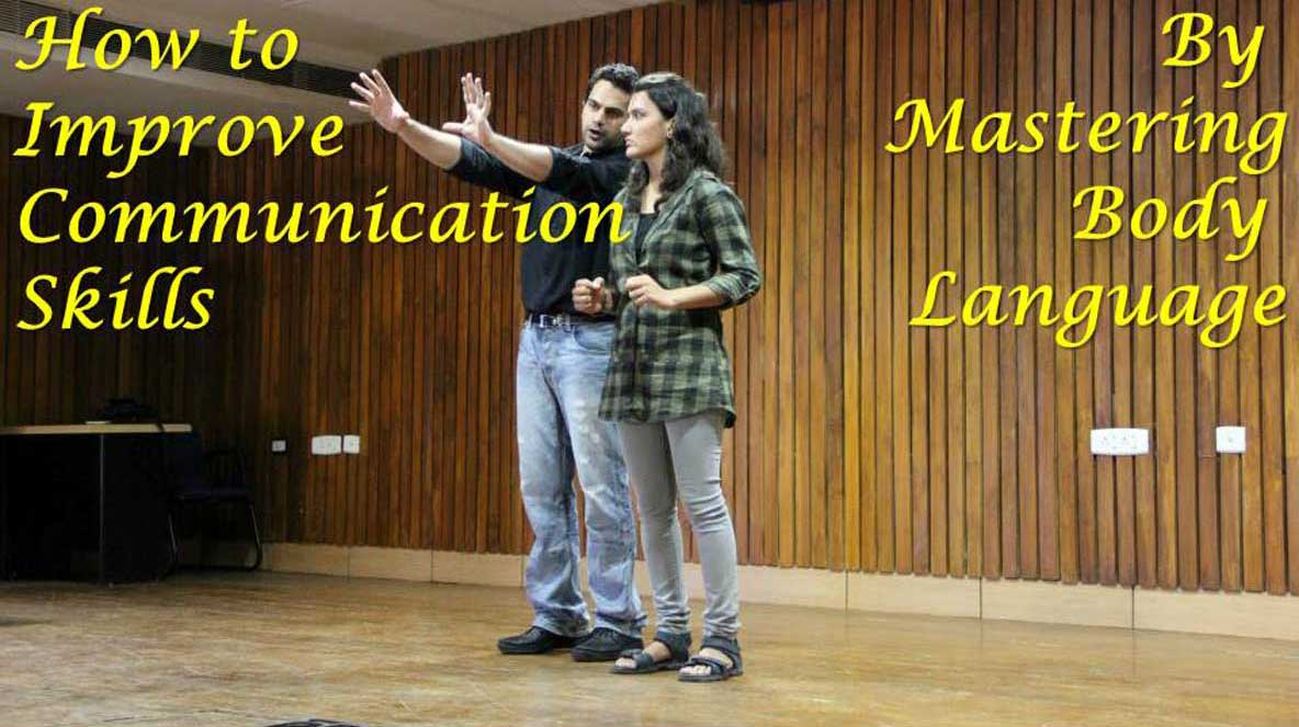 Improve Communication Skills by Mastering Body Language Workshop in Bangalore
