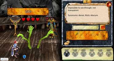 Vocabulary Quest: Advanced Fun Vocabulary Software